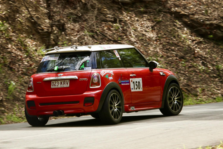 2007 Mini Cooper S JWC