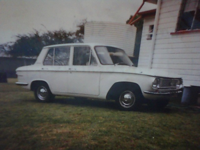 1967 Mazda spa