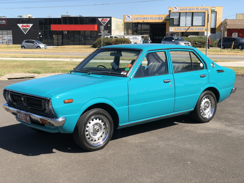 Kelebihan Toyota Corolla 1979 Murah Berkualitas