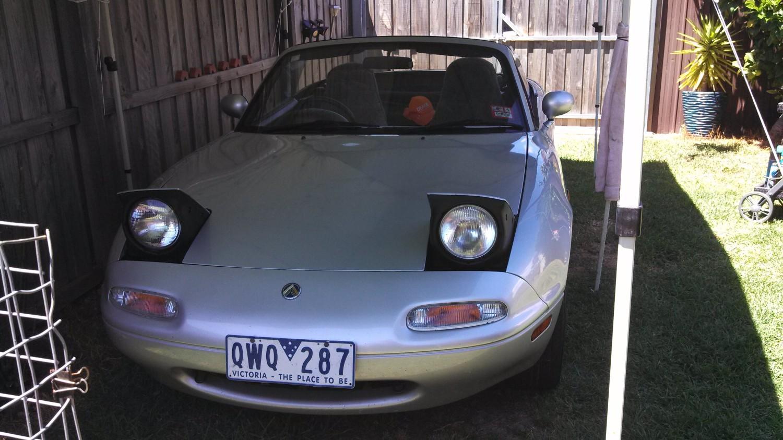 1990 Eunos 500 Roadster