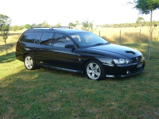 2003 Holden Commodore VY SS Wagon