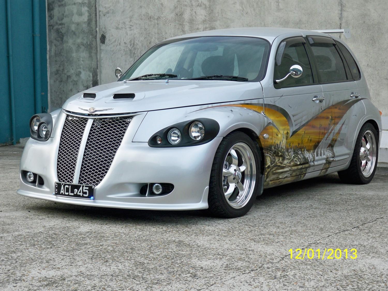 2001 Chrysler Pt Cruiser Classic Loxy Shannons Club