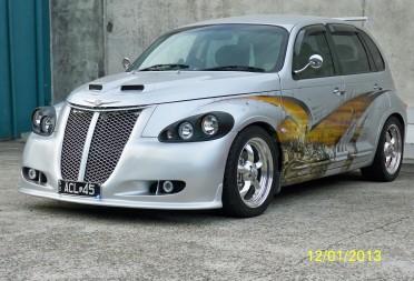 Car Auction Usa >> 2001 Chrysler PT CRUISER CLASSIC - Loxy - Shannons Club