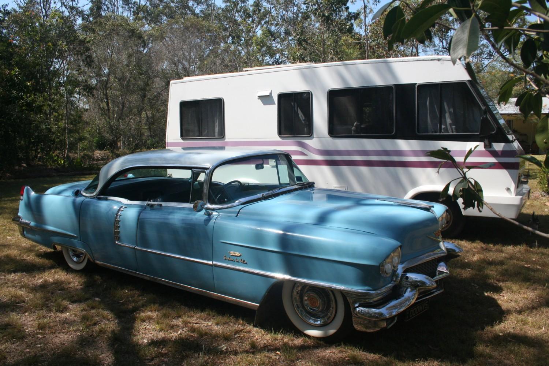 1956 Cadillac Sedan de Ville - DXXBuxton - Shannons Club