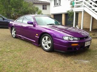 1998 Nissan 200 SX LUXURY