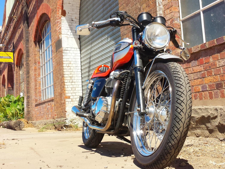 2002 Triumph 790cc BONNEVILLE T100