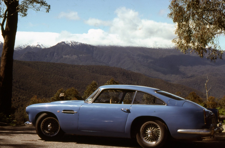 1958 Aston Martin Db4 Sphinx Shannons Club