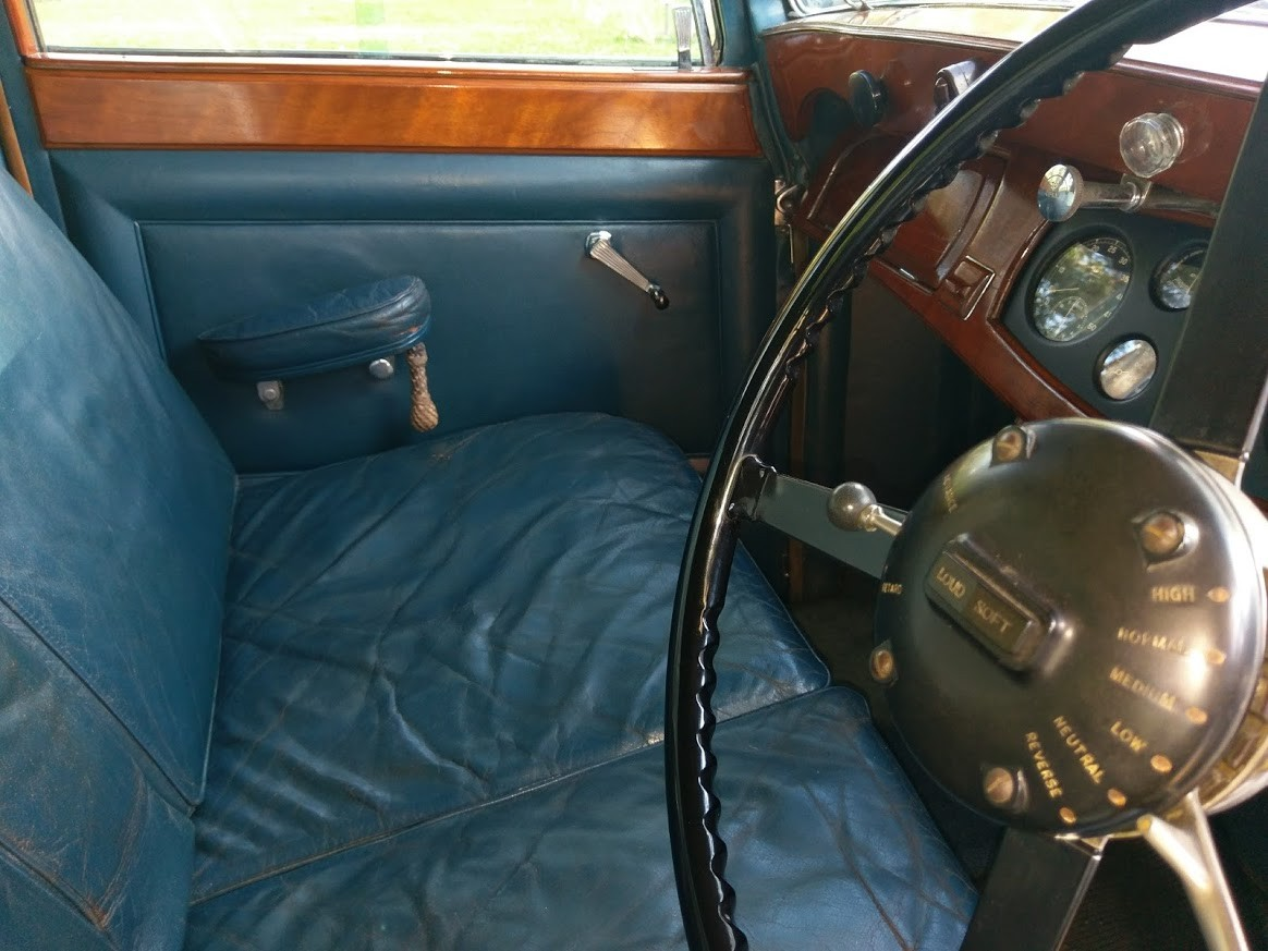 1935 Armstrong Siddeley Siddeley Special