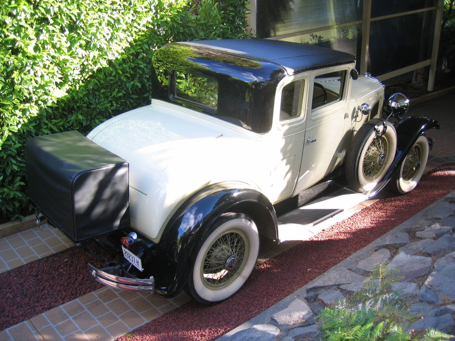 1929 Reo Flying Cloud Mate Deluxe