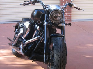 2003 Yamaha Warrior XV1700