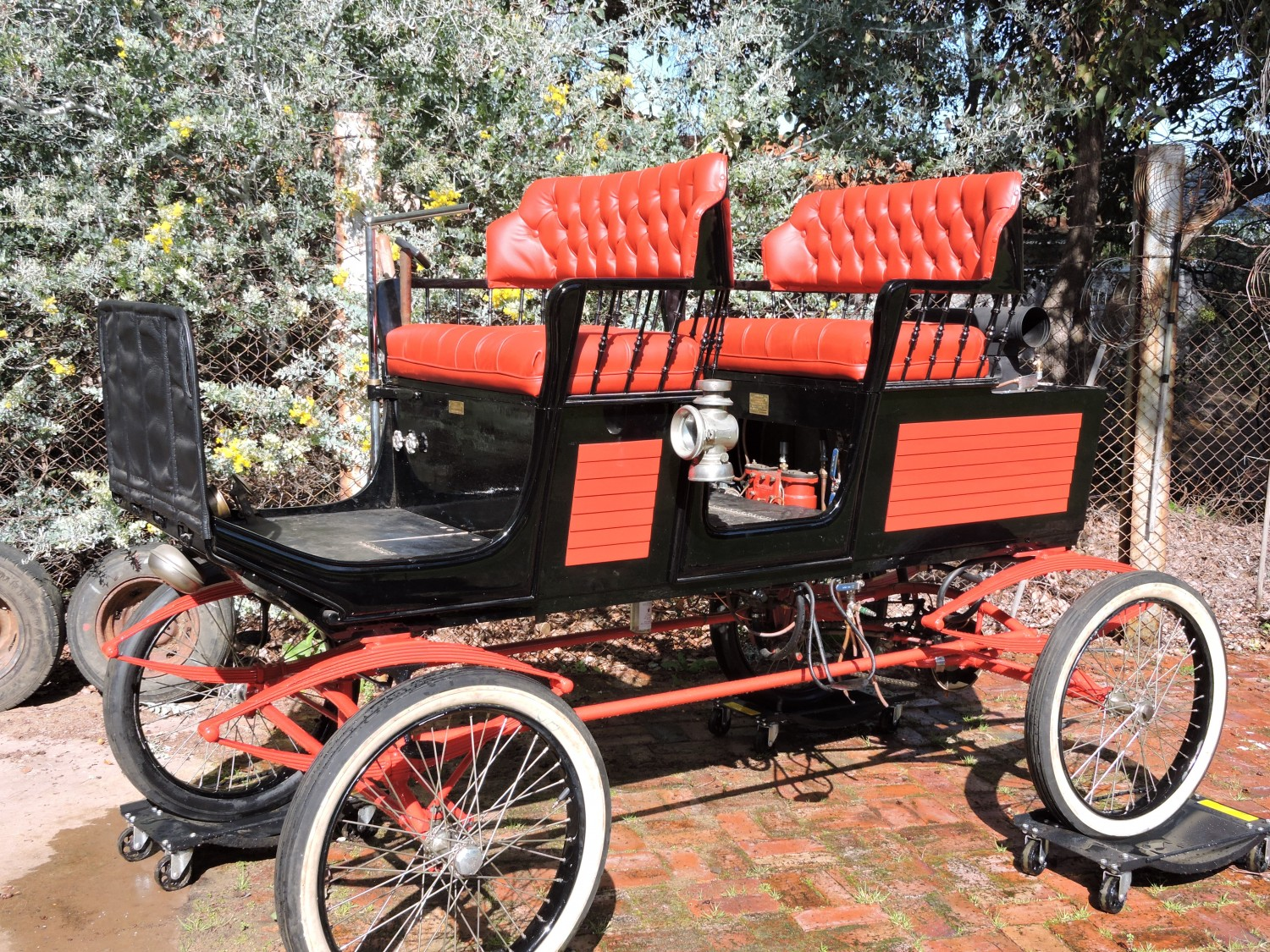 1901 Locomobile Surrey # 5