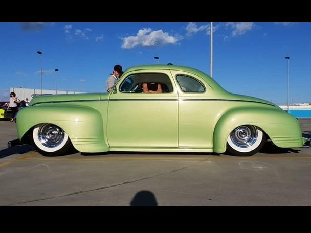 1941 Plymouth Business Coupe