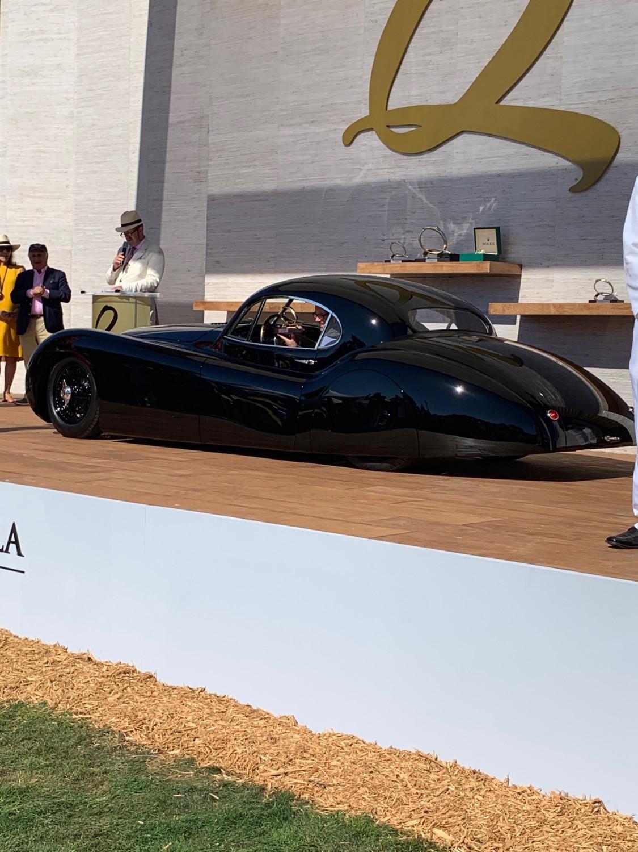 1953 Jaguar Xk 120 Le Mans coupe