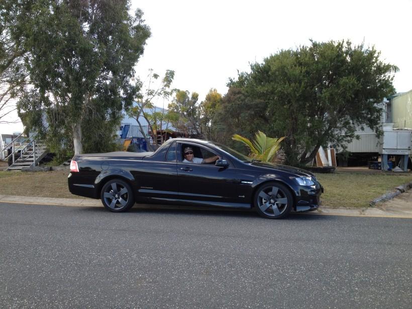 2012 Holden Thunder