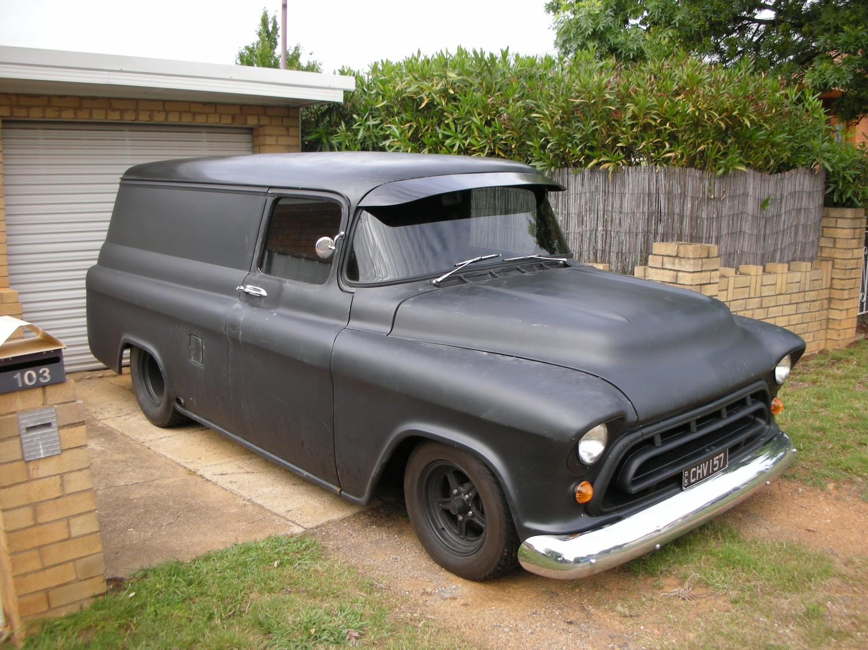 1957 Chevrolet 3105