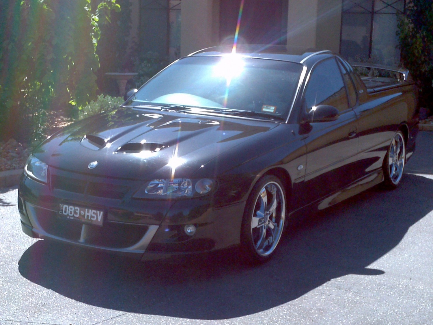 2001 Holden Special Vehicles MALOO R8
