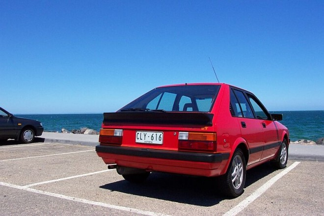 1985 Nissan Pulsar ET turbo