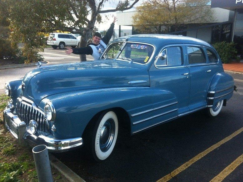 1946 Buick Special Eight