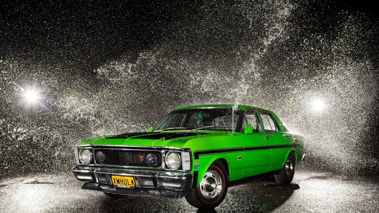1969 Ford Xw