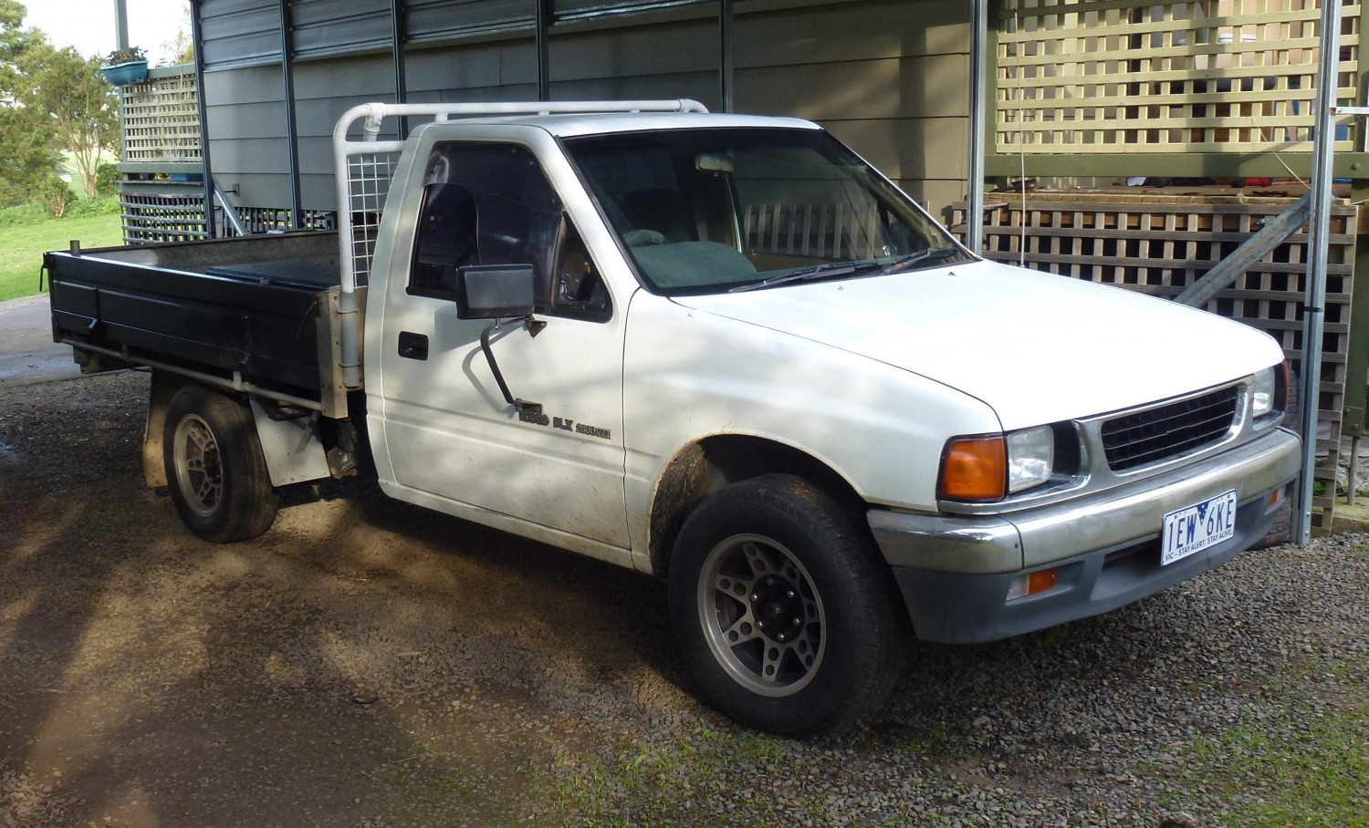 1990 Holden RODEO DLX - Shogun - Shannons Club