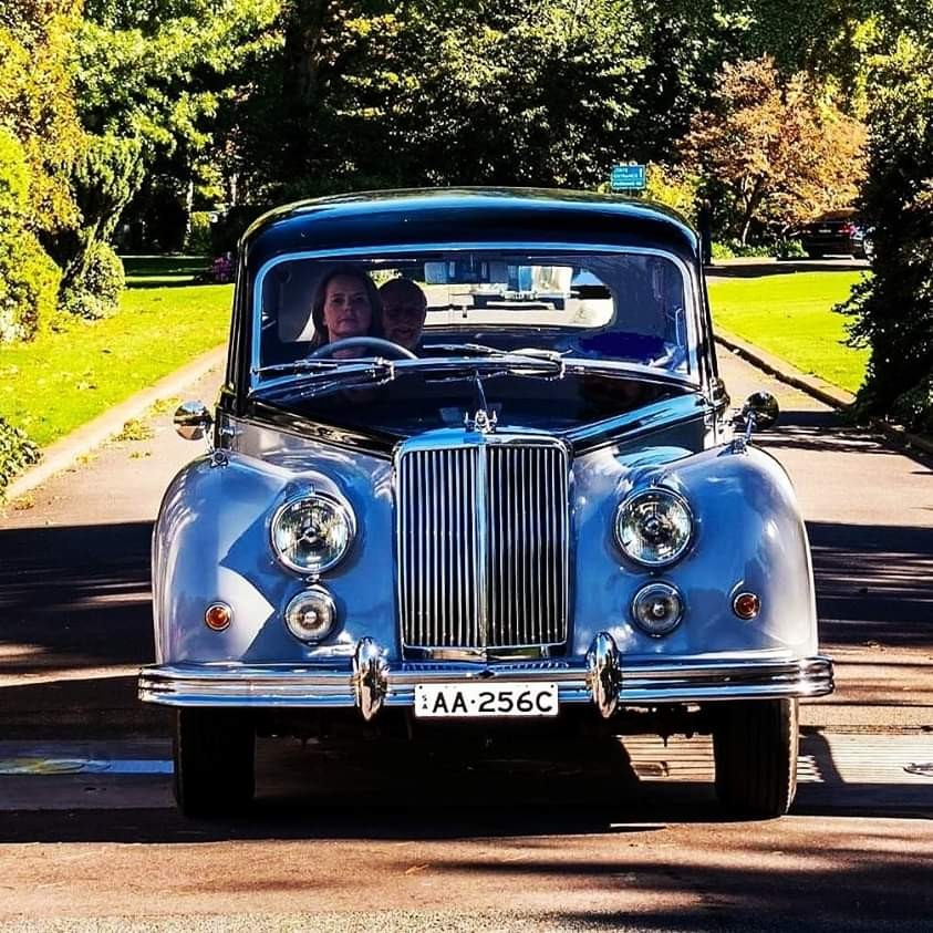 1957 Armstrong Siddeley Sapphire Limousine