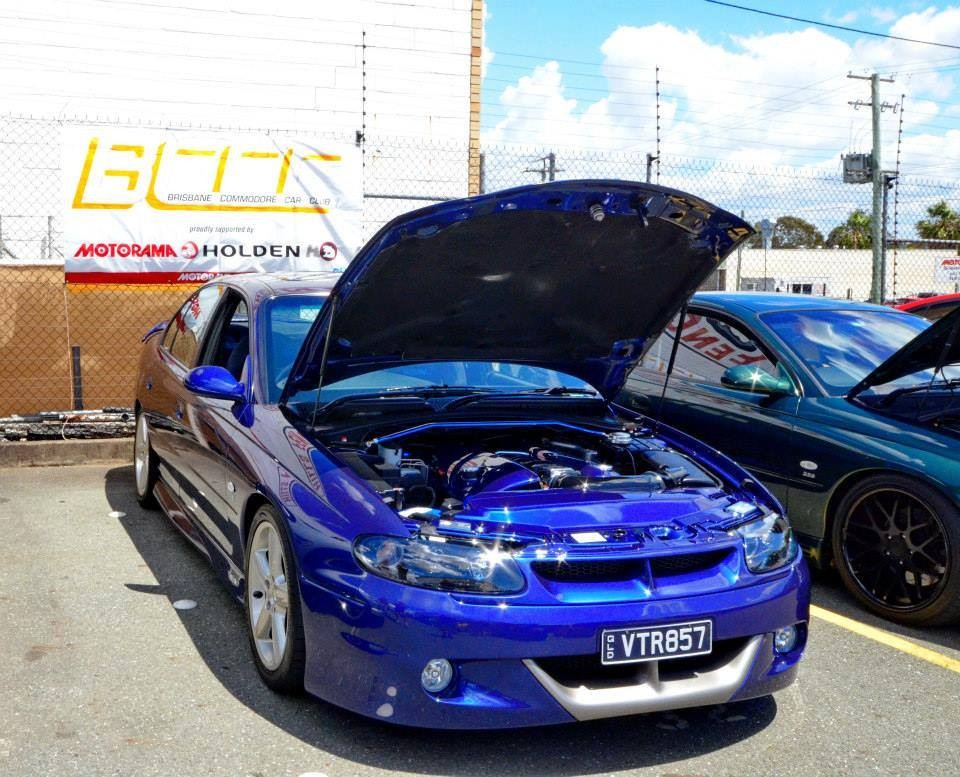 2000 Holden Special Vehicles Clubsport R8 - Show & Shine - Shannons Club