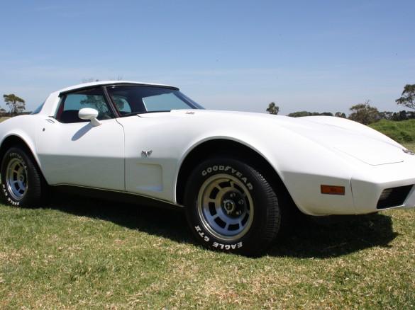 1978 Chevrolet CORVETTE STINGRAY GlennEveritt Shannons