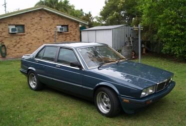 1987 Maserati Biturbo 425i - gammy - Shannons Club