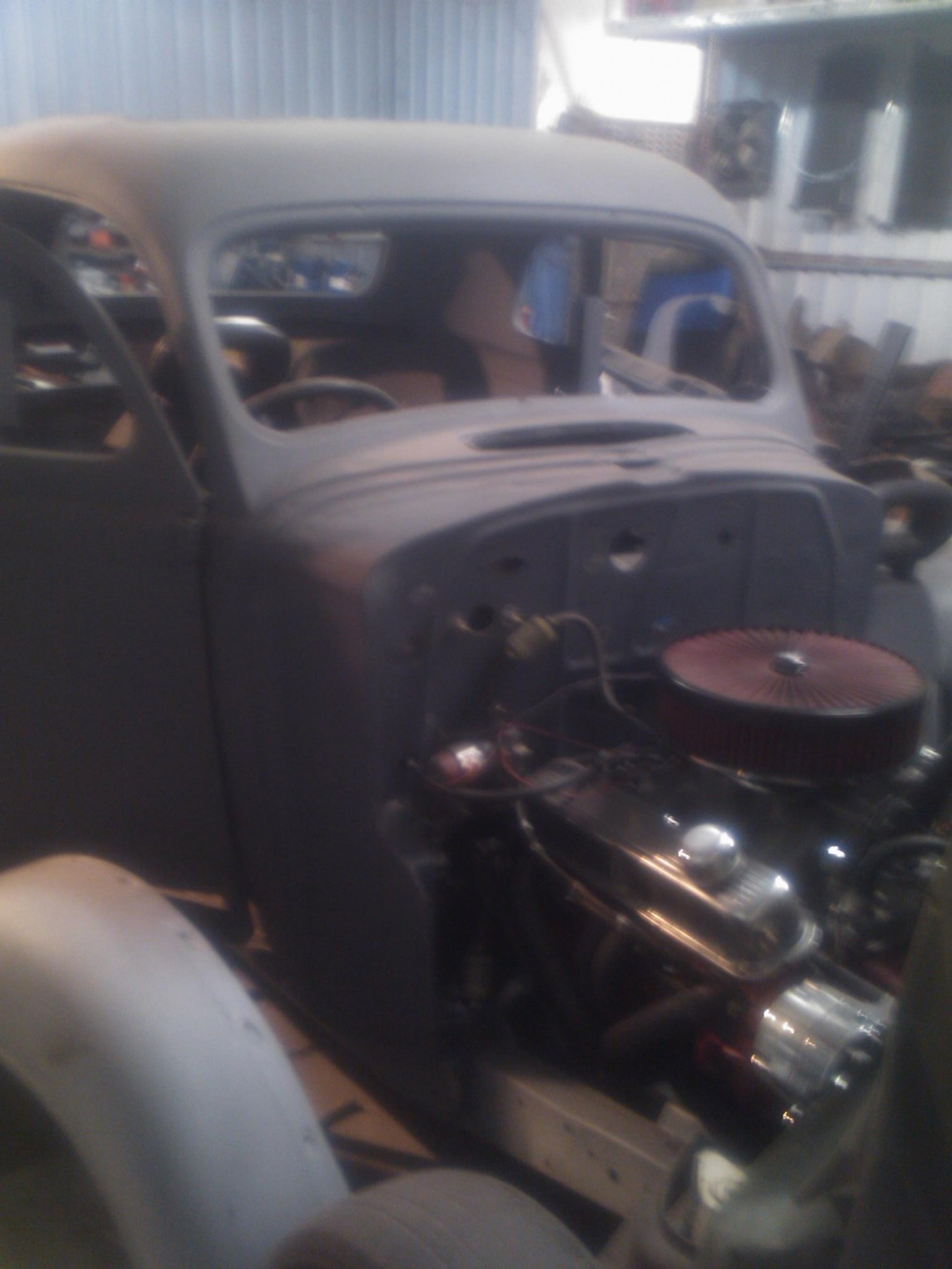 1936 Plymouth 5 Window