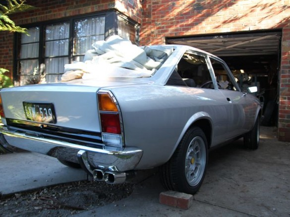 1974 fiat 124 sport coupe susoverstayer shannons club - 1975 fiat 124 sport coupe ...
