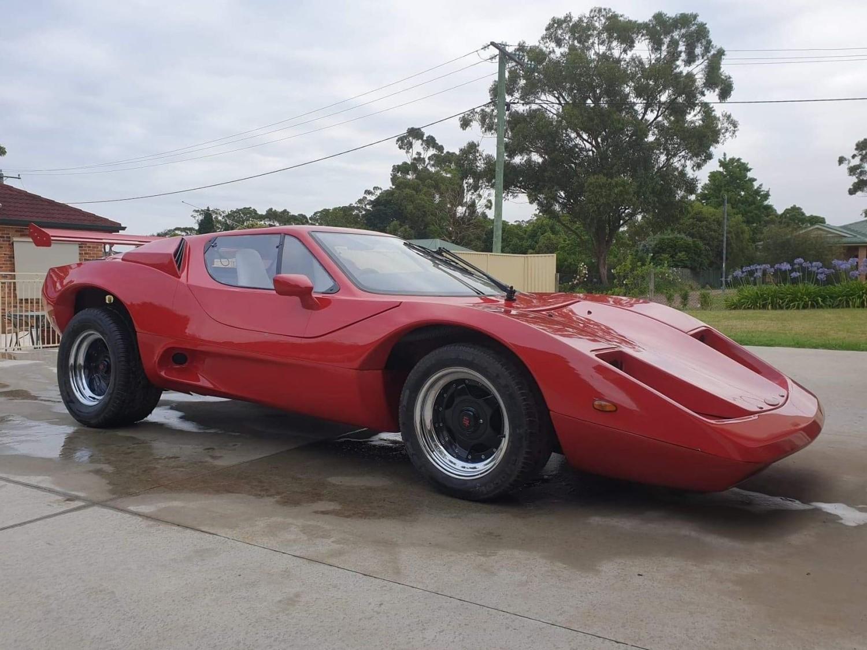1980 Eureka F4