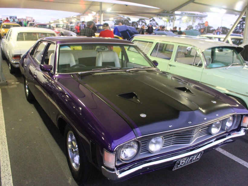 1972 Ford XA