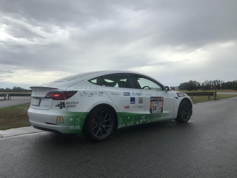 2019 Tesla Model 3 Performance - Floppy - Shannons Club
