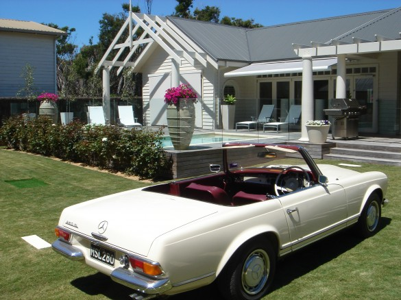 1970 mercedes benz 280sl andrew49 shannons club for Mercedes benz toorak