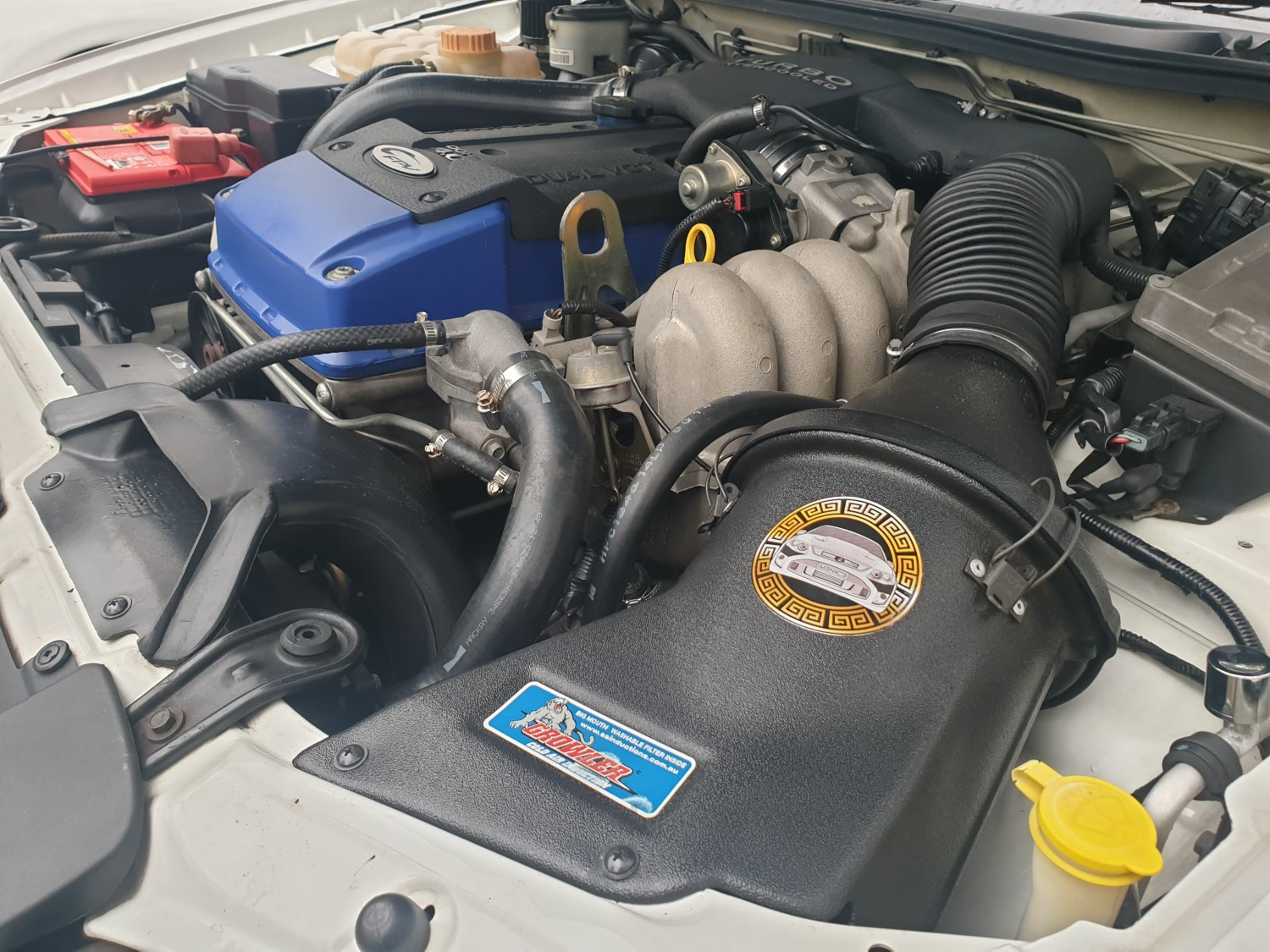 2005 Ford Performance Vehicles FPV BF