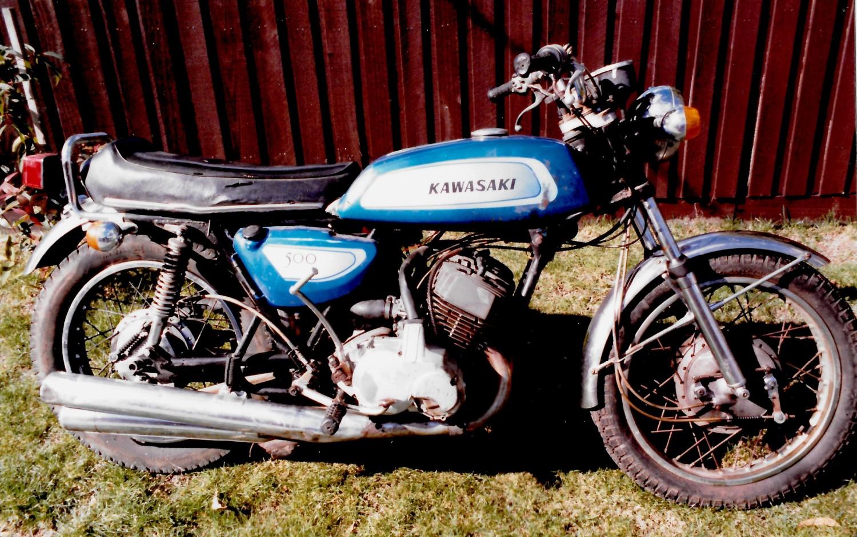 1969 Kawasaki Mach 3 H1 500