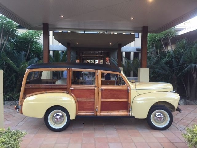 1941 Ford Woody