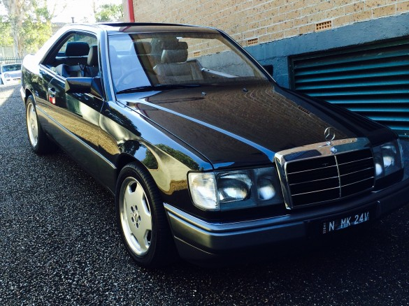 1990 mercedes benz 300ce 24 300ce24 shannons club for Mercedes benz 300ce
