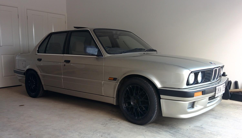 1987 BMW 325i - Show & Shine - Shannons Club