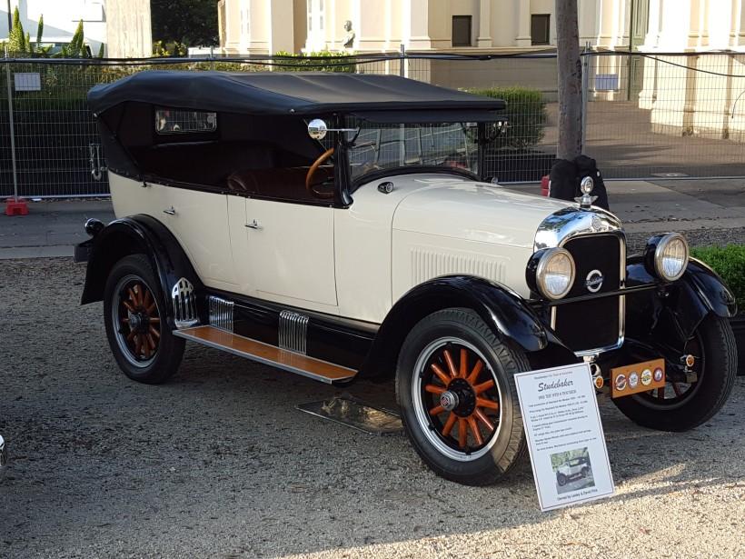 1925 Studebaker Tourer