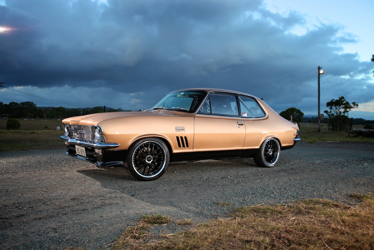 1970 Holden LC G T R Torana