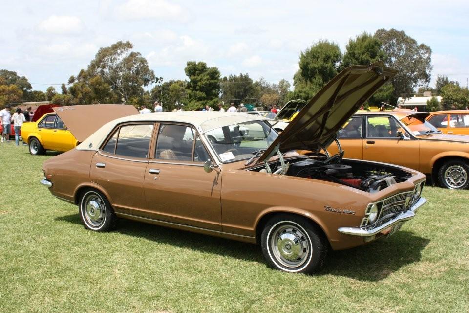 1971 Holden LC TORANA S