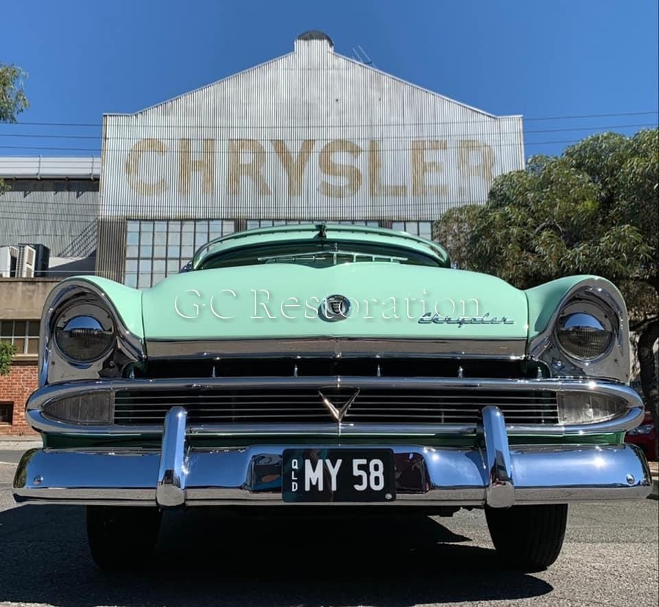 1958 Chrysler Plainsman