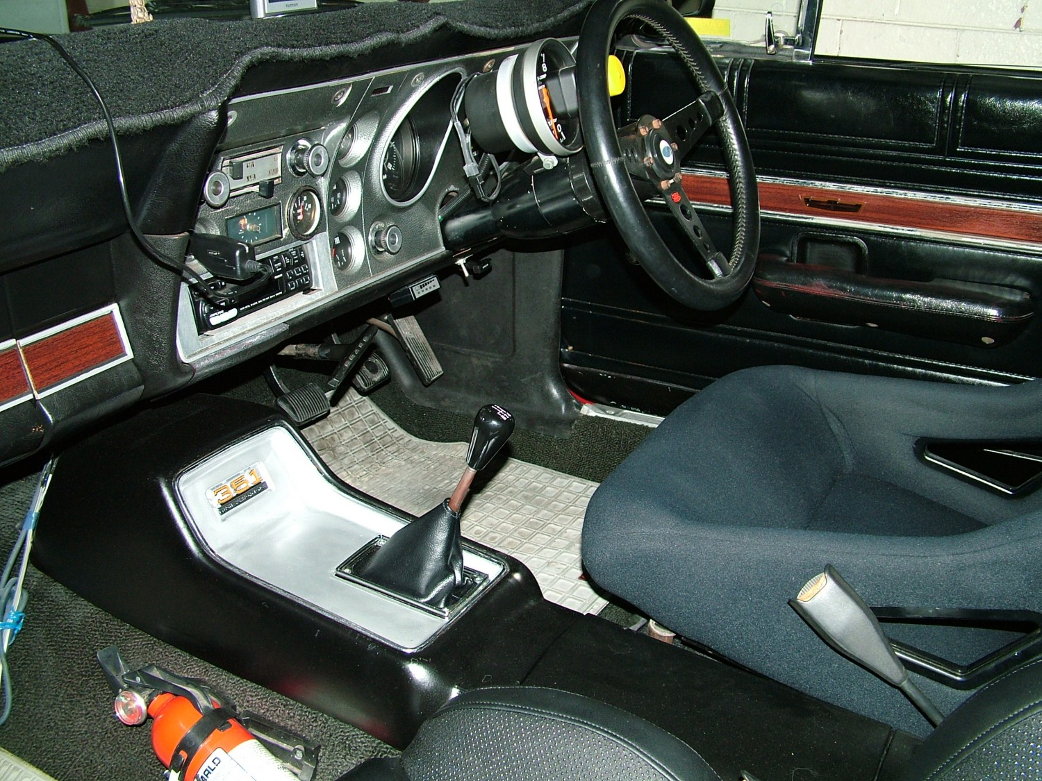 1970 Ford XW