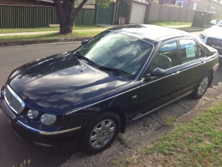 2001 Rover 75 CLASSIC