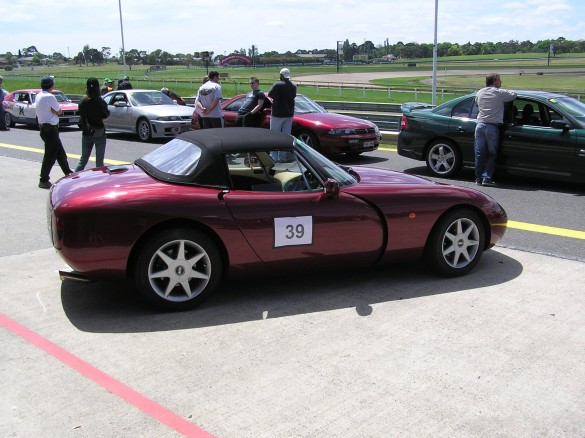 1995 Tvr Griffith 500 Dgriff Shannons Club