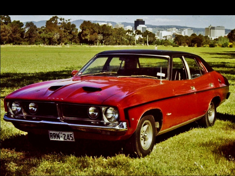 1974 Ford XB Fairmont GS