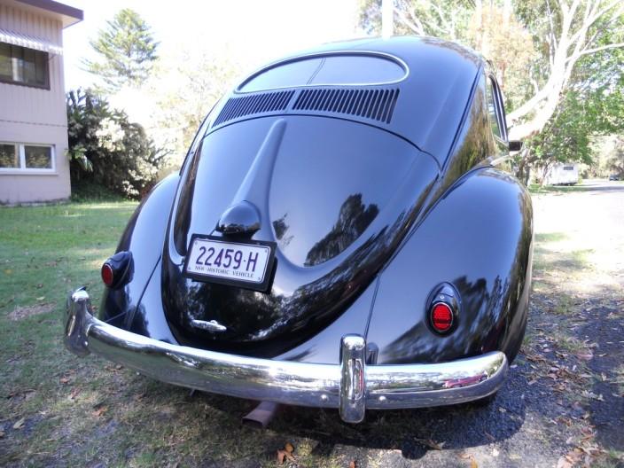 1954 Volkswagen Beetle Type 1