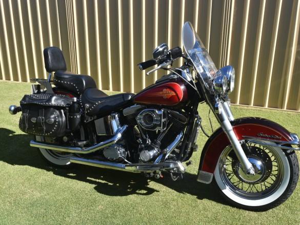1991 Harley Davidson 1340cc FLSTC HERITAGE SOFTAIL CLASSIC