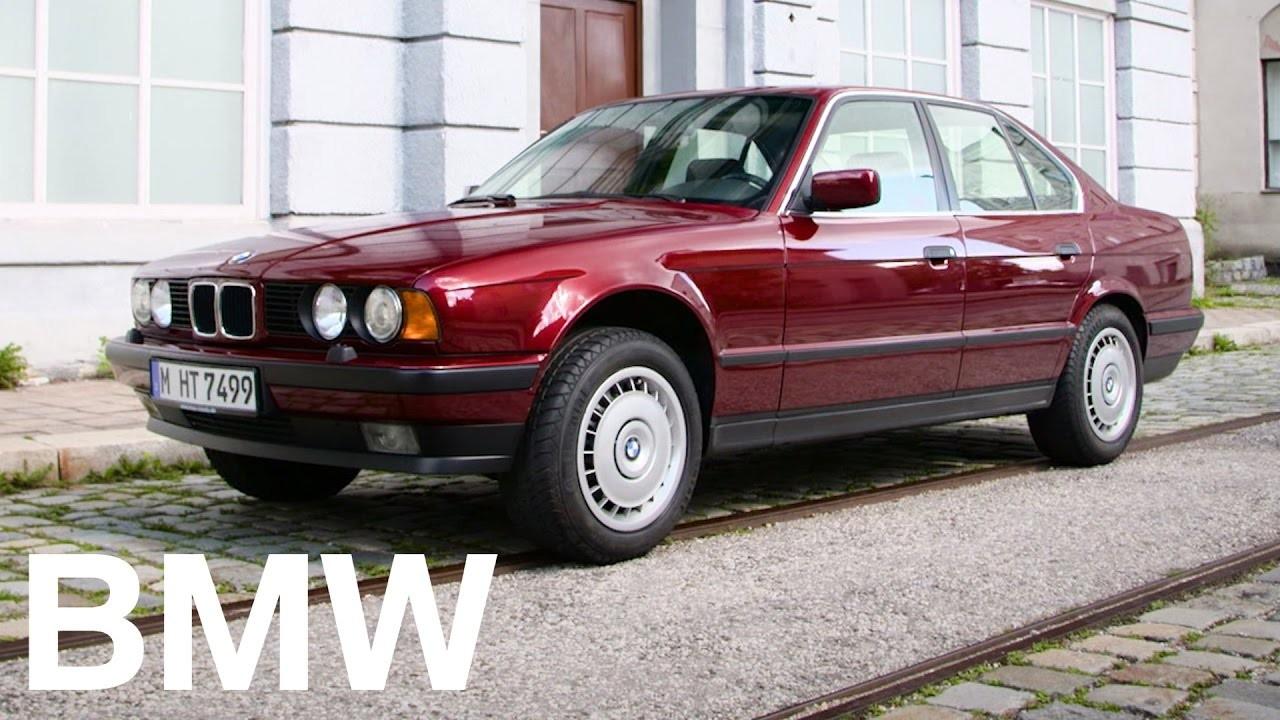 1991 BMW 520i